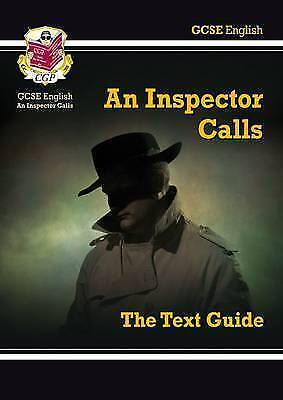 Grade 9-1 GCSE English Text Guide - An Inspector Calls (CGP GCSE English 9-1 Rev