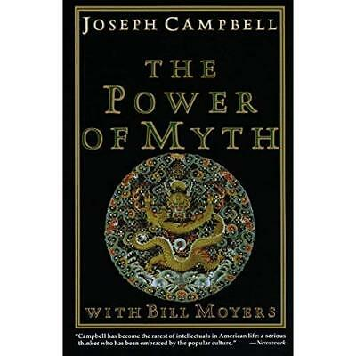 The Power of Myth - Paperback NEW Campbell, Josep 1989-09-20