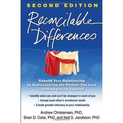 Reconcilable Differences: Rebuild Your Relationship by  - Paperback NEW Christen