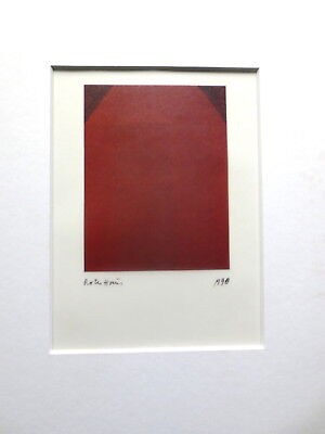 "Antes Horst  -  ""Rotes Haus"",  1990"