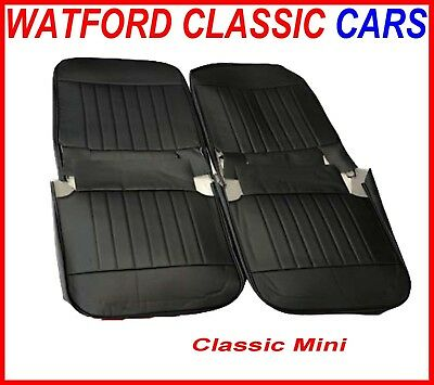 Classic Mini Front Seat Cover set