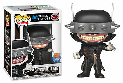 Funko Pop - Dc Super Heroes - Batman Who Laughs - Vinyl Figure