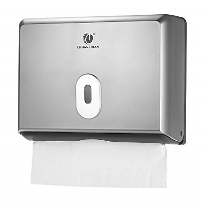 Anself CHUANGDIAN Wall-mounted Bathroom Tissue Dispenser Tissue Box Holder for M
