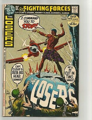 Our Fighting Forces #137  Jun 1972  VG 4.0  below guide  flat rate shipping