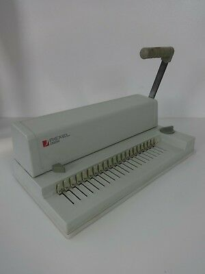 Business, Office & Industrial Rexel Comb Binding Machine Cb3000 A4 Reports Binders Office Equipment & Supplies