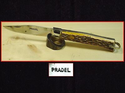 """█ M22 █ Couteau Alpin ancien """" Pradel """" █ Old Knife"""