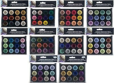 Cosmic Shimmer - Iridescent Watercolour Palette Set - FREE UK P&P