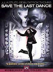 Save the Last Dance (DVD 2001 WS) RARE JULIA STILES MUSICAL DANCE BRAND NEW