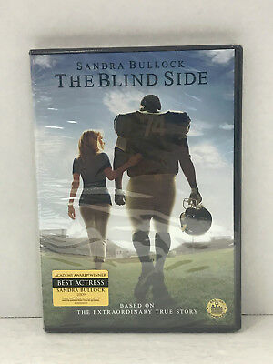 The Blind Side (DVD) With Sandra Bullock
