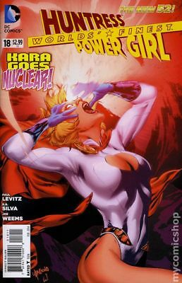 Worlds' Finest (3rd Series) #18 2014 VF Stock Image