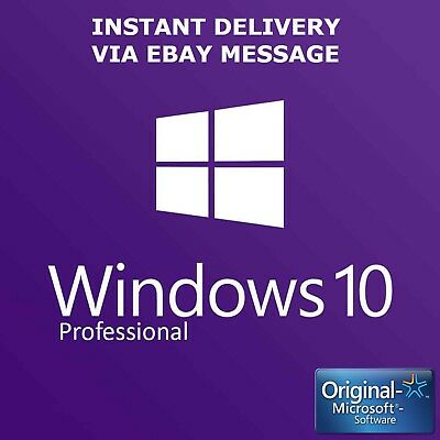 Ms Windows 10 Professional With Genuine Licence