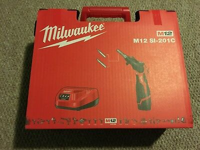 Milwaukee M12SI-0 Cordless Compact Soldering Iron Genuine Product