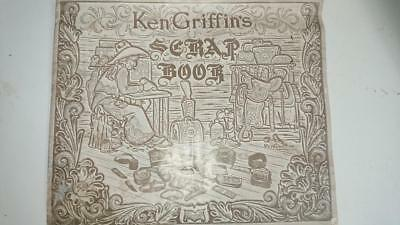 Ken Griffin's Scrap Book - Leathecraft Hits and Patterns 1952