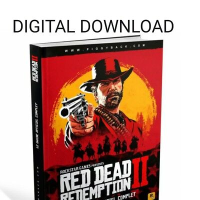 Red Dead Redemption 2 : Le Guide + Extras Exclusifs - Digital Download PS4
