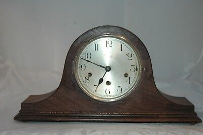 Antique Haller Westminster Chimes Mantle Clock,restore.