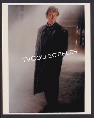 8x10 Photo~ Actor RUTGER HAUER ~Color Long coat ~of Blade Runner ~The Hitcher