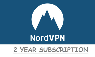 NordVPN (2 year subscription, Lifetime warranty) | Fast Delivery | 2021
