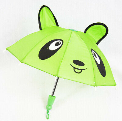 Bulk Lot 12 Mini Kid's Children's Cute Umbrella Parasol Brolly Metal Ribs