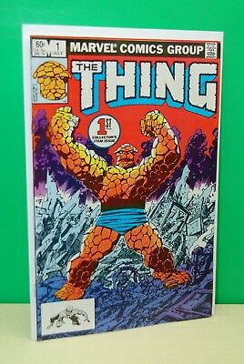 The Thing #1 (Jul 1983, Marvel) High Grade.