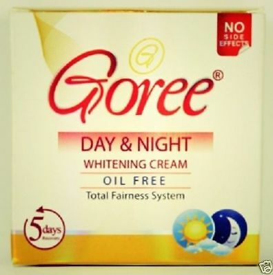 Goree Day And Night Cream Dark Circles, SPOTS PIMPLES REMOVING 30g x 1
