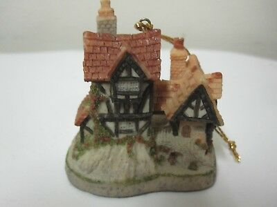 David Winter Cottages Will O The Wisp Ornament England