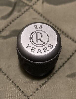 Chris Reeve 28 Years MK IV Limited Edition Survival Knife End Cap