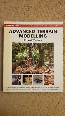 Advanced Terrain Modelling (Modelling Masterclass) by Windrow, Richard Hardback