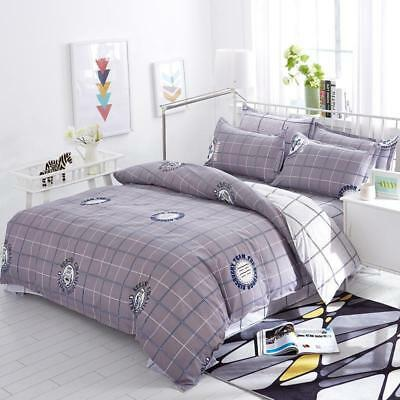 Duvet Sets. 4-Piece Duvet Sets - Twin, Full, Queen, King and Super King Sizes