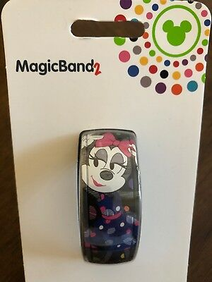 Disney World 2019 Minnie Mouse The Detail Is In The Dots Magic Band 2 MagicBand
