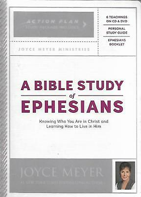 A BIBLE STUDY OF EPHESIANS ACTION PLAN    Joyce Meyer
