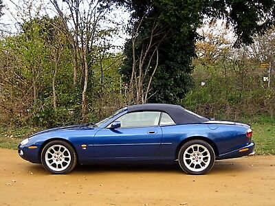 1998 Jaguar Xk8 4.0 Convertible 290Bhp **only 68K Miles** Lovely Car Leather Xkr