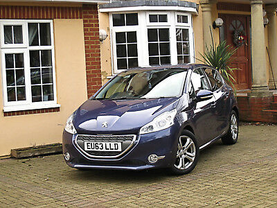 Peugeot 208 1.6 L E-Hdi Diesel 90 Bhp 80K Miles Privacy Windows Alloys