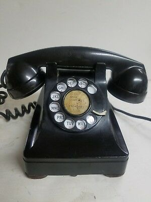 Western Electric Bell Systems We-304 Telephone Rare!