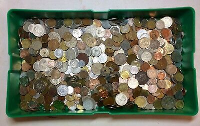 10 Pound lb World Coin Lot#2