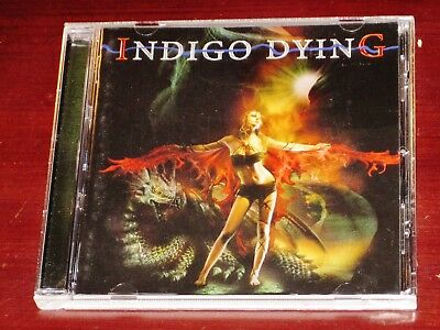 Indigo Dying: S/T ST Self Titled Same CD 2007 Locomotive Records Spain LM609
