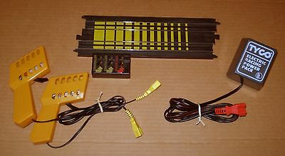 Tyco Hotwheels Slot Car Terminal Kit Ho ( G )