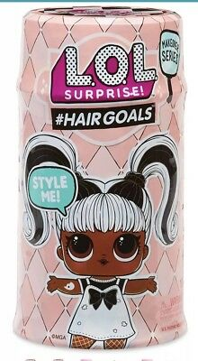 LOL Surprise Doll HAIR GOALS (1) L.O.L. 15 Surprises Makeover Series In Hand NEW