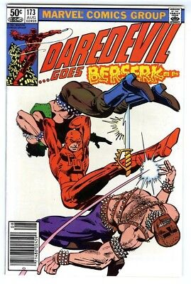 Daredevil #173 (1981) NM New Collection Frank Miller story and art