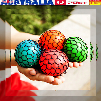 Colourful Colorful stress reliever balls ball squeeze mini grape gift toy kids