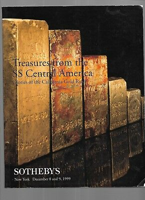 Treasures from the SS Central America - Glories of the California Gold Rush - So