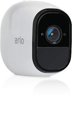 **Arlo Pro VMC4030 Add-on Security Camera, Rechargeable Wire-Free HD Cam w/Audio