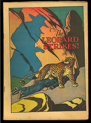 Shadow Comics #11 Coverless o/w Very Nice Golden Age Street & Smith 1941