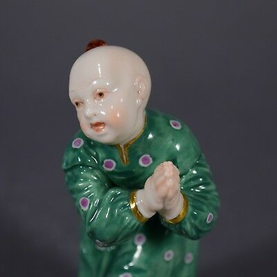 Nymphenburg Bustelli Chinese Asiate Figur figure figurine Porzellanfigur