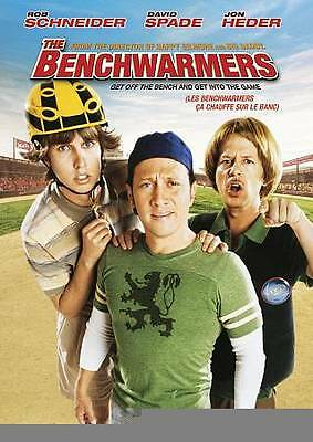The Benchwarmers (DVD, 2006, Canadian) DISC IS MINT