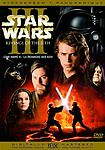 Star Wars Episode III: Revenge of the Sith (DVD, 2005, 2-Disc Set, Canadian Wide