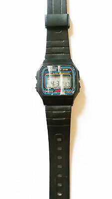 Casio Classic F91W-1 Wrist Watch for Men Water Resistant