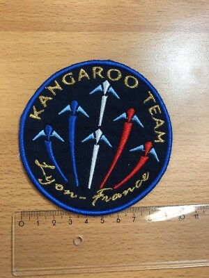 Patch Aeronautique Equipe Cerf-Volants Kangaroo Team