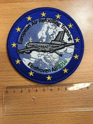 Patch Aeronautique Kc 10 European Air Refuelling Training Eindhoven Ab 2016