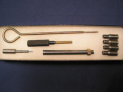 Walther conversion set.. Fits PPK's, uses .177 cal pellet  Not made by  Walther