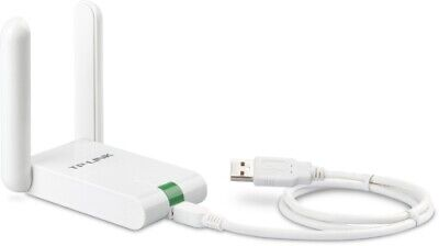 NEW TP-LINK TL-WN822N USB ADAPTER: 300MBPS HIGH GAIN WIRELESS N ATHEROS, 2T.f.